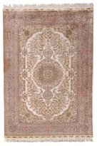Silk Hereke Area Rug