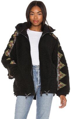 Free People X FP Movement Lodge Livin Jacket