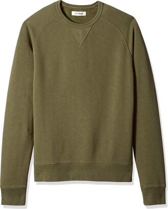Goodthreads Men's Crewneck Fleece Sweatshirt