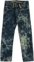 CUSTO GROWING Denim pants - Item 42494407