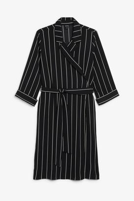 Monki Dressy wrap dress