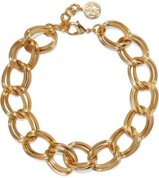 Ben-Amun 24-karat Gold-plated Necklace