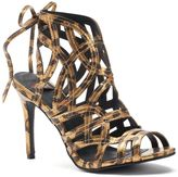 N.Y.L.A. Sanrain Women's High Heel Sandals