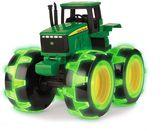 Tomy John Deere Lighting Wheels Tractor by