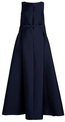 Huishan Zhang Cape-Back Addison Gown