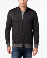 Retrofit Men's Space-Dyed French Terry Track Sweatshirt
