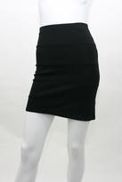 LaRok Black Level Mini Skirt