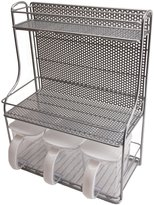 Pearl (PEARL METAL) Pearl Kitchen Storage 2 condiment stand three-stage H-7487 (japan import)