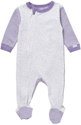 Coccoli Ribbed Knit Footie