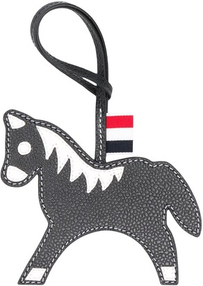 Thom Browne Horse Bag Charm