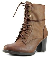American Rag Alaina Round Toe Synthetic Ankle Boot.