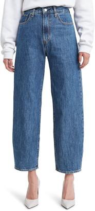Levi's Balloon Leg High Waist Jeans