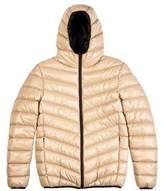 Burton Mens Stone Glacier Quilted Hooded Jacket