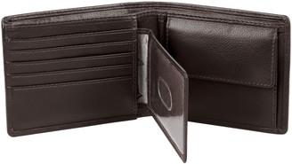 Hanson Karla RFID Coin Pocket Leather Wallet -Martin