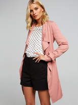Portmans Switched On Soft Trench Coat