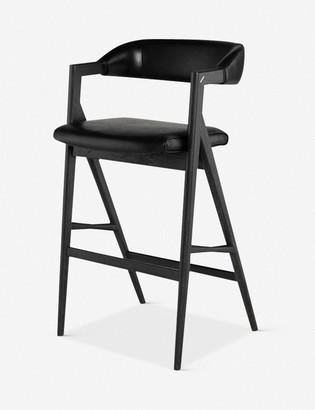 Lulu & Georgia Sandia Bar Chair, Raven