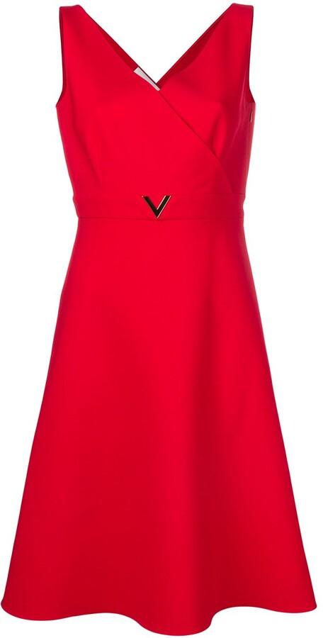 Valentino V hardware dress