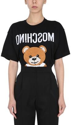 Moschino Teddy Oversized T-Shirt