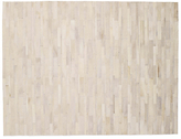 Design Within Reach Thin Strip Cowhide Rug