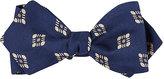 Drakes Drake's Men's Medallion Silk Bow Tie
