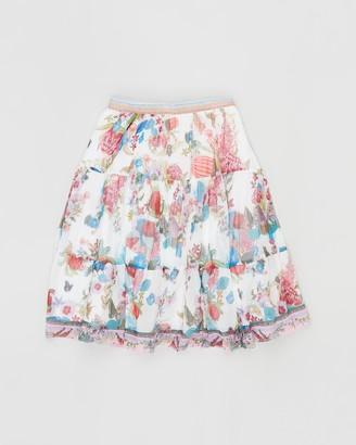 Camilla Three-Tier Tulle Skirt - Teens