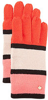 Kate Spade Color Block Gloves