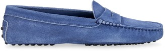 Tod's Tods Gommini Suede Loafers