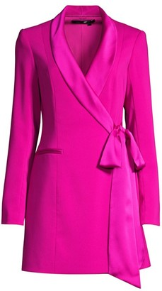 Jay Godfrey Roxy Blazer Dress