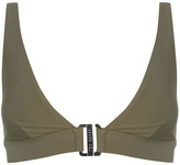 Ted Baker Ted Womens Clip Front Triangle Bikini Top