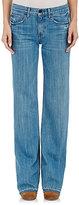 Helmut Lang WOMEN'S FLARED JEANS-BLUE SIZE 26