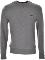 Michael Kors Logo Sweatshirt Grey