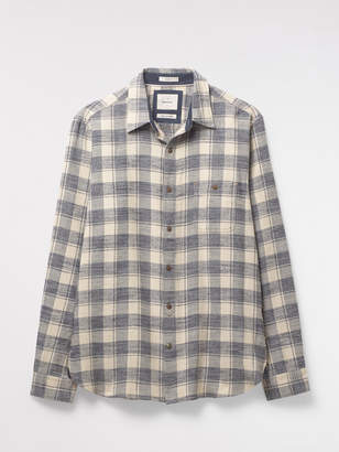 White Stuff Grind Grindle Check Shirt