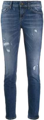 Liu Jo bead-embellished jeans