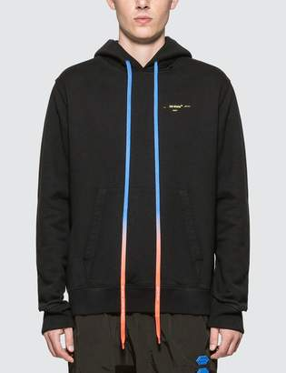 Off-White Off White Acrylic Arrows Slim Hoodie