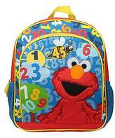 "Sesame Street 12"" Interactive Count With Me Kids Backpack - Elmo"