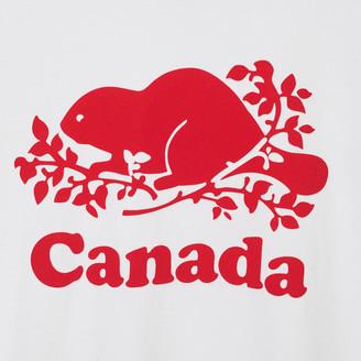 Roots Womens Cooper Canada T-shirt