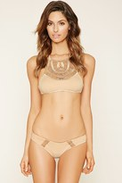 Forever 21 FOREVER 21+ Strappy Low-Rise Bikini Bottoms