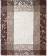 Bodrum Set Of 6 Venera Olives Brown Dish Towels