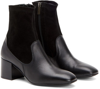 Aquatalia Cammie Weatherproof Leather Bootie