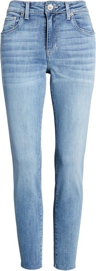 Thumbnail for your product : STS Blue Ellie High Waist Ankle Jeans