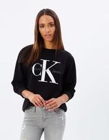 Calvin Klein Jeans Urban CK Logo Sweatshirt
