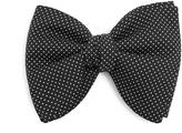 Bottega Veneta Polka-dot silk bow tie