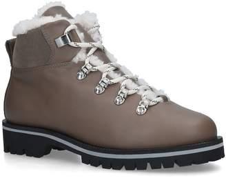 Yves Salomon Shearling Boots