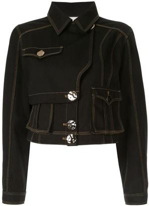 Acler Etchells denim jacket