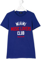 Diesel Music Lovers Club T-shirt