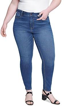 Seven7 Bombshell Skinny Jeans in Crest