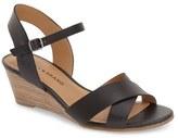 Lucky Brand Women's 'Jaidan' Wedge Sandal