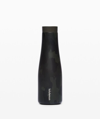 Lululemon Stay Hot Keep Cold Bottle * Logo Print 19oz