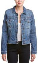 KUT from the Kloth Women's Amelia Denim Jacket In Vitality