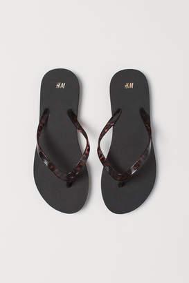H&M Flip-flops - Black